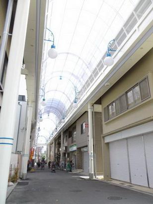 東淡路商店街・新アーケード
