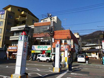 新松田駅前