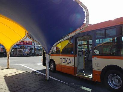下田駅東海バス乗り場