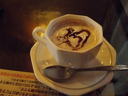 喫茶 ボンボン