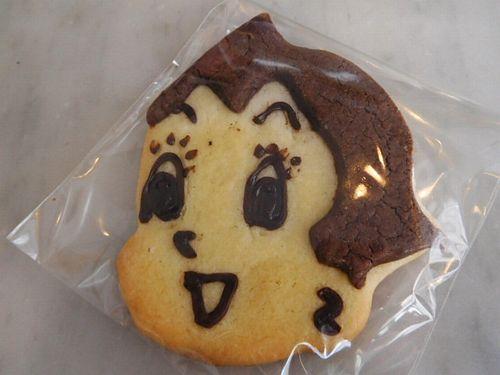 鉄腕アトムクッキー