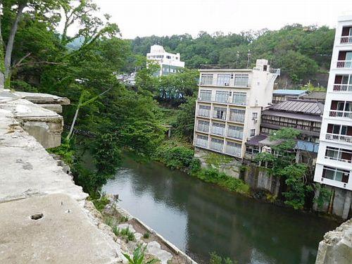 飯坂温泉で温泉に入らない旅6