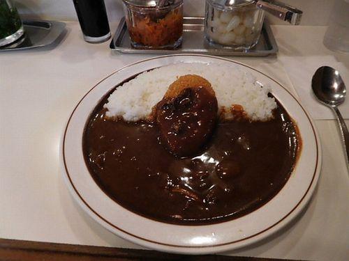 上野・カレー専門店 クラウンエース5