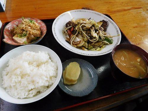尾鷲・ことぶき食堂7