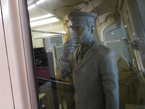 手柄山交流ステーション・モノレール展示室5