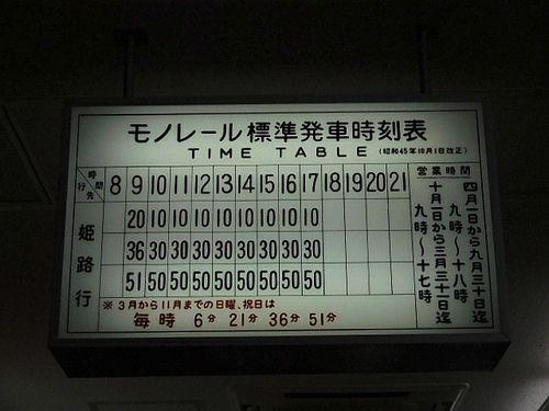 手柄山交流ステーション・モノレール展示室4