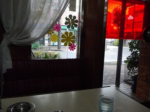内田橋商店街・COFFEE 7(セブン)12
