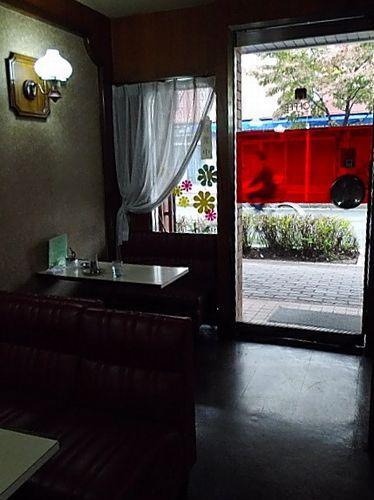 内田橋商店街・COFFEE 7(セブン)11