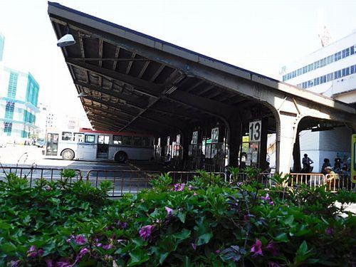 新潟・バスターミナル1