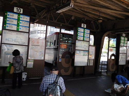 新潟・バスターミナル3