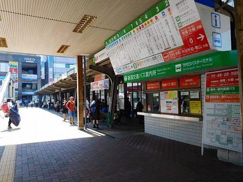新潟・バスターミナル2