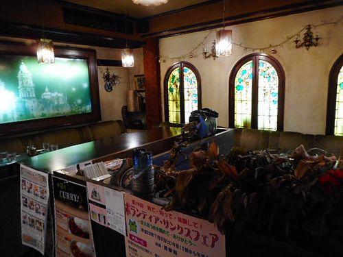 東武動物公園・ティーサロンすみれ7
