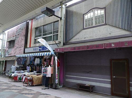 前橋弁天通商店街3