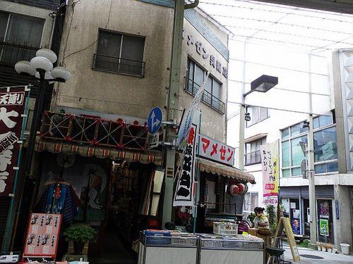 前橋弁天通商店街4