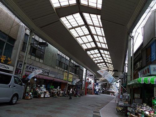 前橋弁天通商店街2