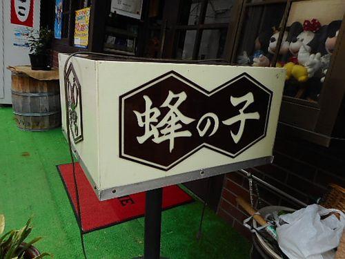 篠崎・蜂の子2