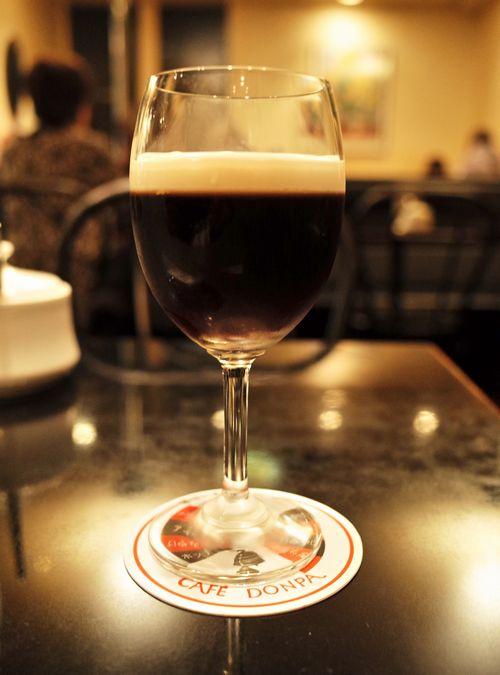 銀座・水コーヒーどんパ7
