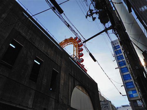 大阪・久左衛門と宗右衛門町17