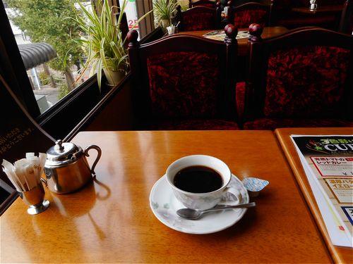 朝霞台・喫茶ルビー10