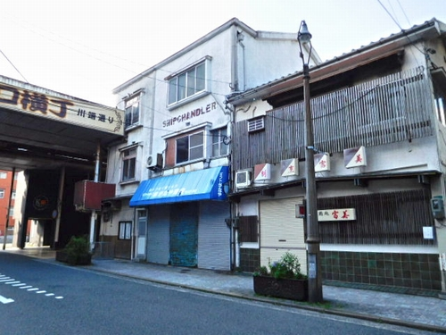 門司港・栄町銀天街10