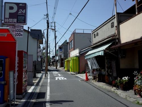 奈良の郡山散策1