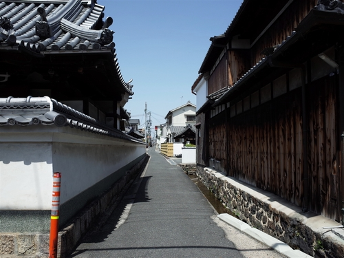 奈良の郡山散策8