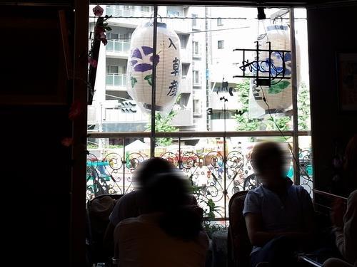 入谷・喫茶室岡埜9