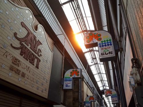 大和高田・天神橋西商店街5