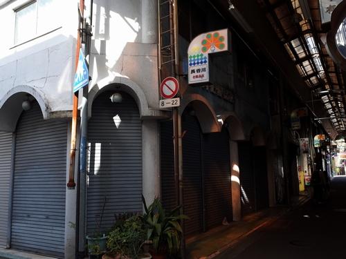 大和高田・天神橋西商店街9