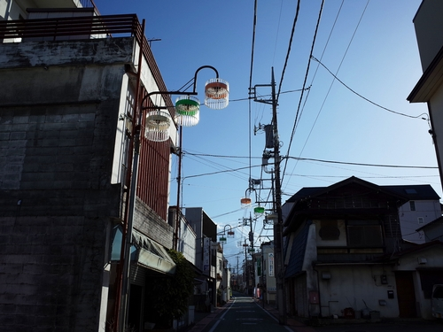 月江寺・西裏通り