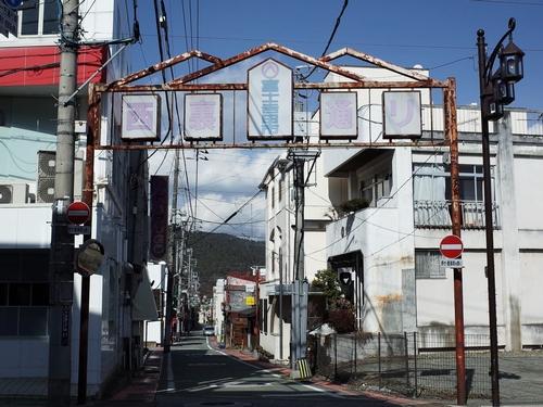 月江寺・西裏通り1