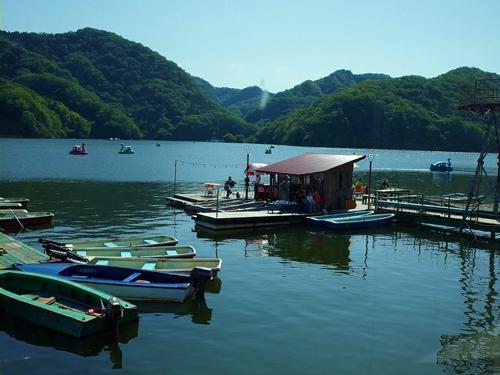 相模湖公園2