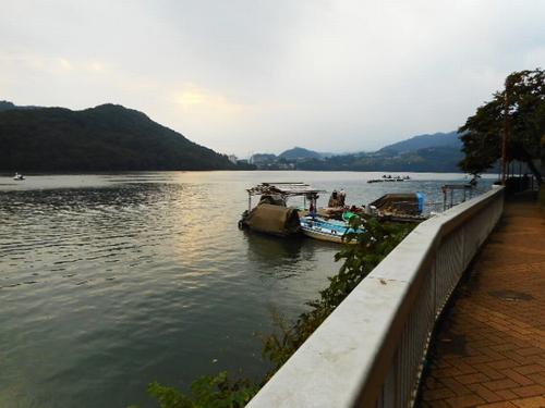 相模湖公園・清水亭9