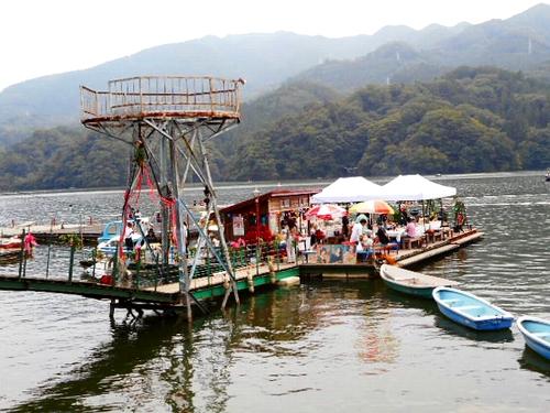 相模湖公園・清水亭8