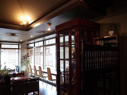柳瀬川・珈琲館 路7