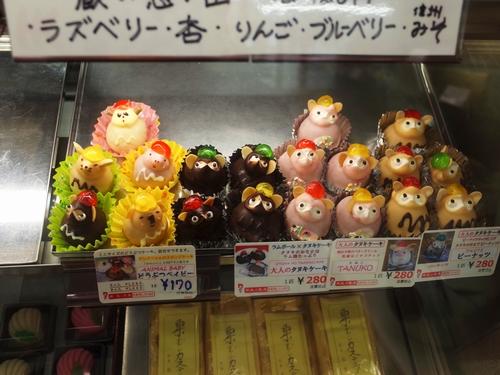 松本・翁堂駅前店4