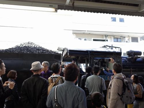 高崎駅・SLぐんまみなかみ3