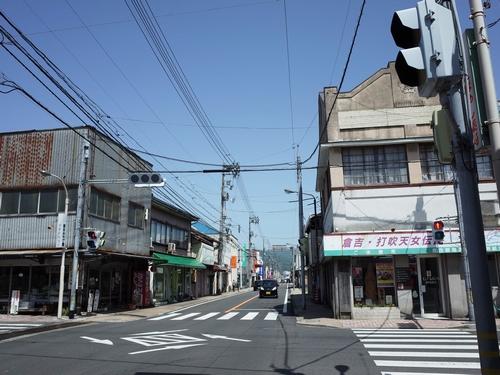 倉吉銀座商店街1