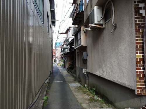 倉吉・打吹公園通り・月ヶ瀬
