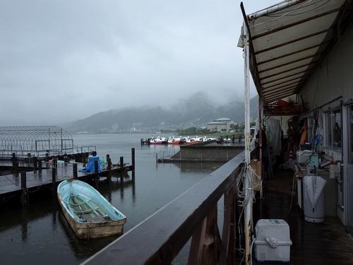 上諏訪・諏訪湖3