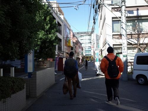 高田馬場・パンデュール2