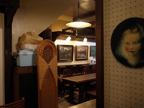 吹上・画廊喫茶 蟻巣9