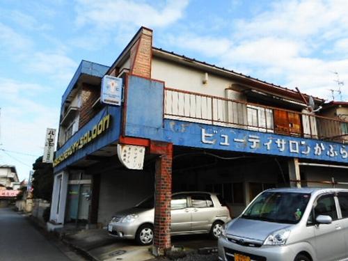 上州富岡・駅前通り6