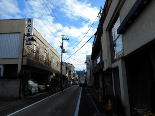 上州富岡・駅前通り4