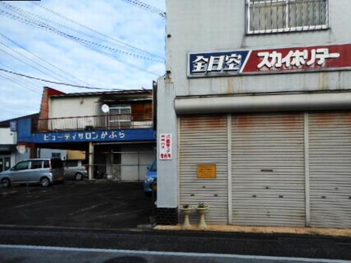 上州富岡・駅前通り10