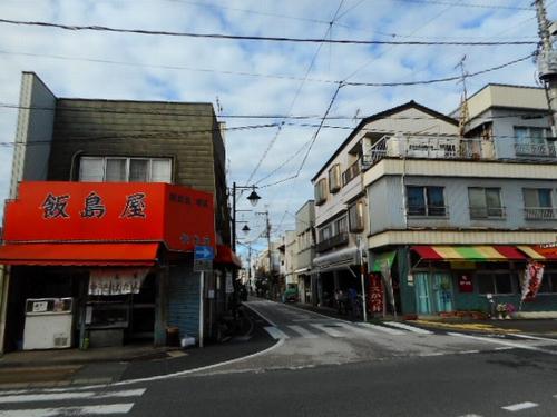 上州富岡・駅前通り15