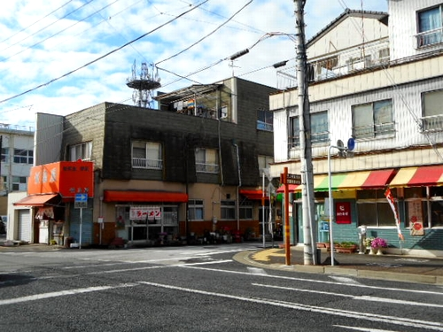 上州富岡・駅前通り16