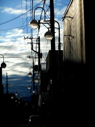 上州富岡・富岡製糸場周辺
