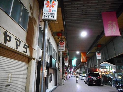 夜の高崎さんぽ7
