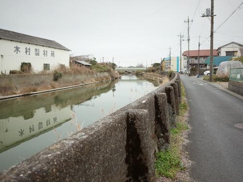 小見川の散策と喫茶店1